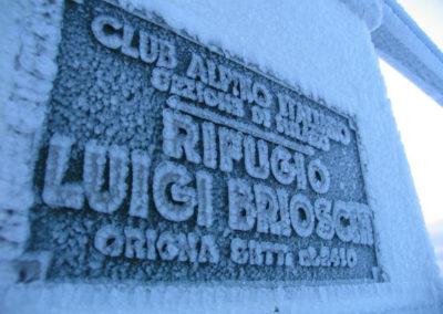 Rifugio Brioschi