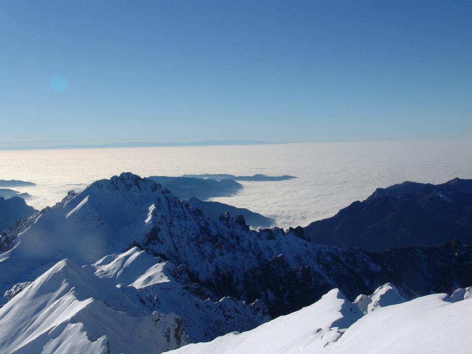 Vista da Grignone